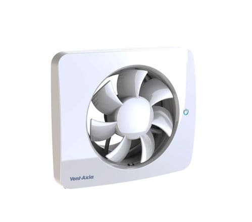 Vent-Axia PureAir Sense 479460 Silent Extractor Fan with Odour Sensor
