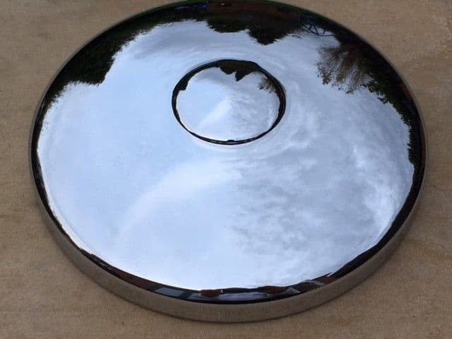 FORD PREFECT 100E 101E  BRAND NEW MADE IN ENGLAND HUB CAPS X 4 (FREE UK POST)