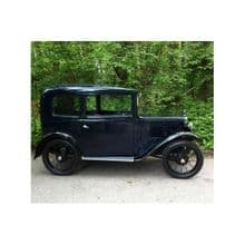 Austin 7 RN Box Saloon
