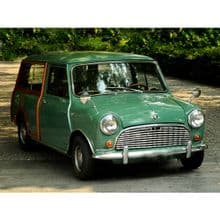 Austin Mini MK 2 Countryman & Traveller