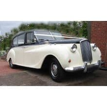 Austin Princess Limo DM4 - Full driver & passenger seating area
