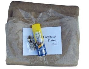 Carpet Set Fixing Kit