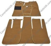 Ford Anglia EO4A 1939 to 1948 Carpet Set - Blenheim Range