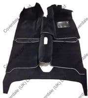 Ford Sierra RS Cosworth 1985 to 1986 Carpet Set - Wessex Wool Range