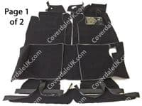 Porsche 944 1982 to 1993 Carpet Set - Blenheim Range