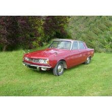 Rover P6 Auto full felted/webbing as original