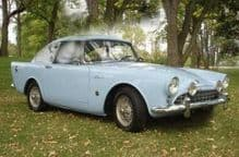 Sunbeam Alpine Harrington