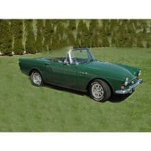 Sunbeam Tiger MkII