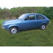 Vauxhall  Chevette Hatchback Auto 2 door