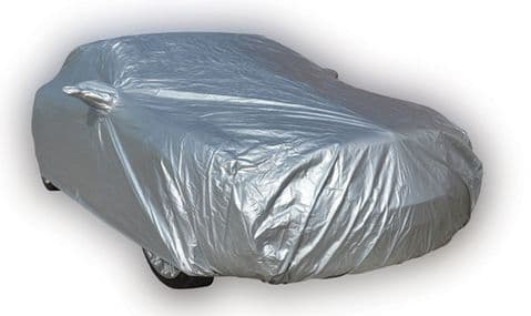 Vauxhall Vectra Saloon Car Cover '02 on