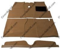 Volvo Amazon 123 GT 1966 to 1967 Carpet Set - Blenheim Range