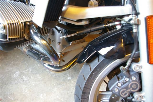 BMW R1100R Front Engine Protector