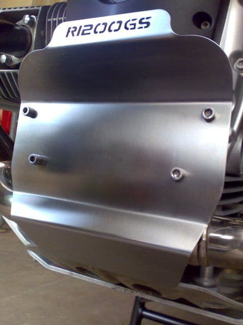 BMW R1200GS Front Engine Protector