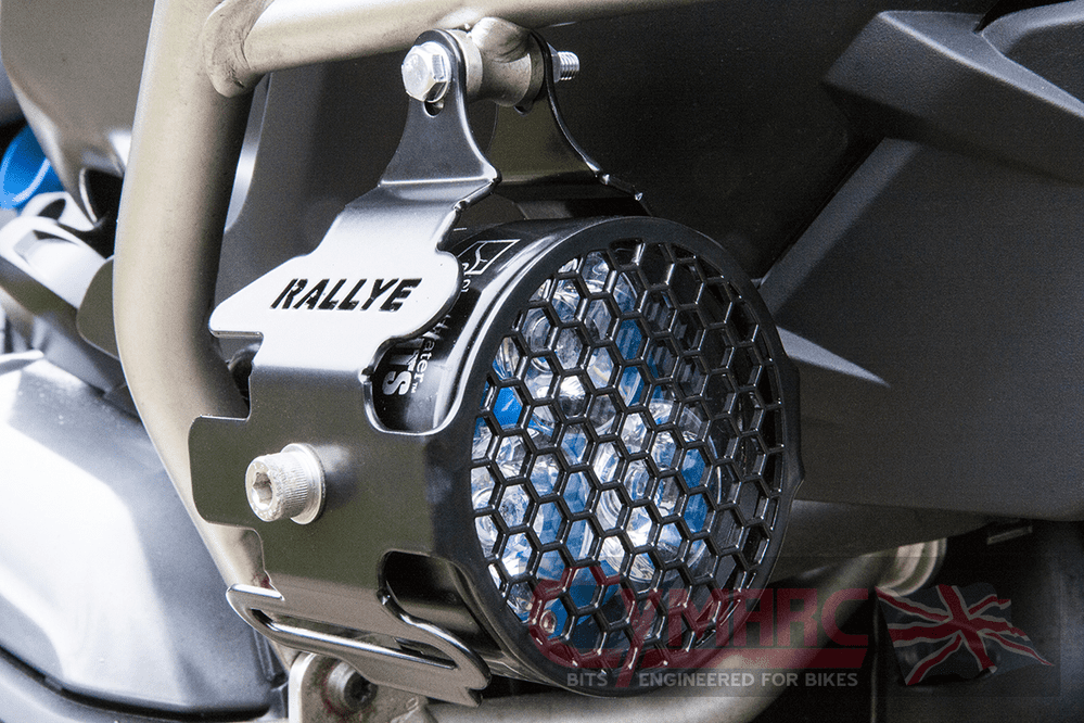 R-Series GS/A LC Heavy Duty Spotlight Guards - ClearWater 'Krista' Variant