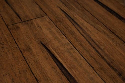 OKUOME STRAND WOVEN SOLID BAMBOO FLOORING UK19019