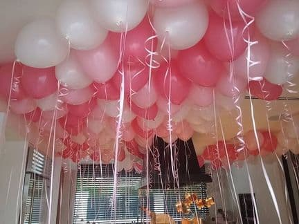 Ceiling Balloon helium filled
