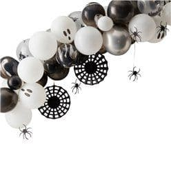 Halloween Balloon Garland Ready made