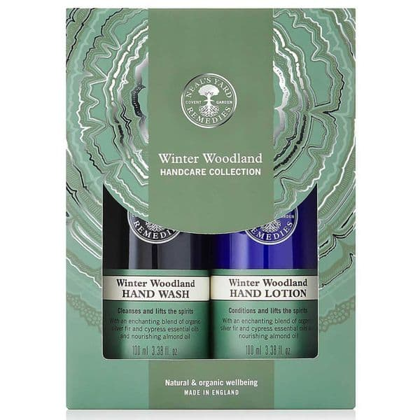 NEAL'S YARD ORGANICS Winter Woodland Handcare Collection