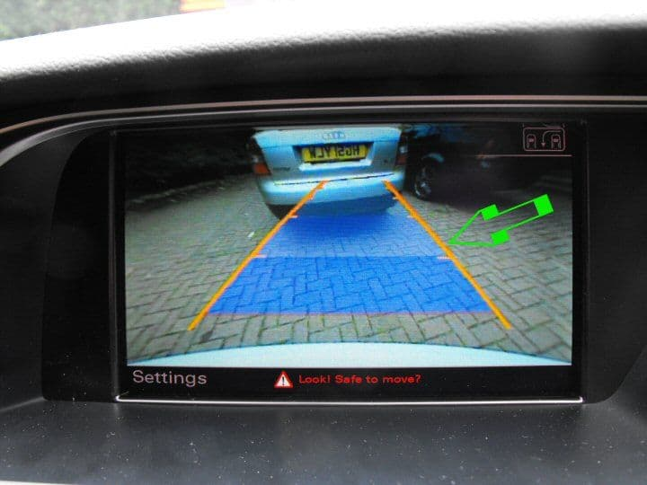Audi Genuine Rear Camera , Supply and Fit for RMC system
