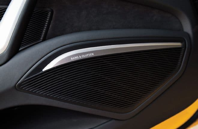 B & O Sound system  A4, A5 Suppy and Fit