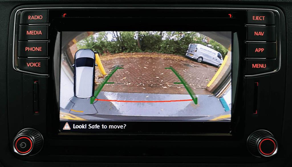 Genuine Vw Reverse Camera for Discover Media & Media Composition - Supply & Fit