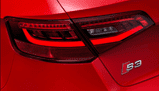 Supply and Fit Genuine Audi Rear LED taillights