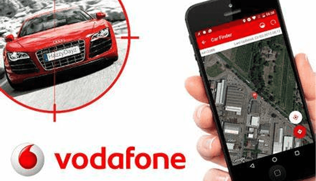 Vw/Audi Approved Vehicle GPS Tracker System -Vodaphone  S7- Supply & Fit