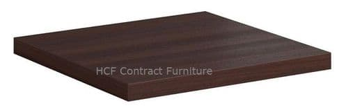 700mm  x 700mm x 50mm thick MFC Table Top (P) 2 Colours