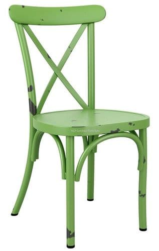 Beatrice Side Chair - Vintage Green (P)