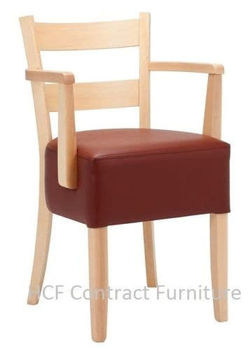 Canterbury Siena Arm Chair (O) MADE TO ORDER