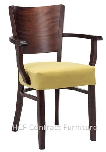 Canterbury Soprano Arm Chair (O) MADE TO ORDER