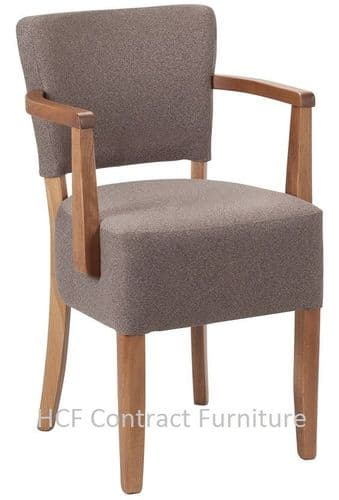 Canterbury Upholstered Arm Chair COM (O) MADE TO ORDER