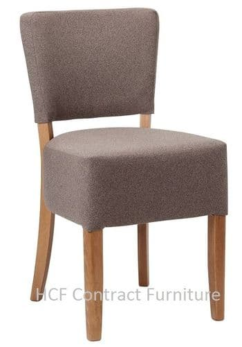 Canterbury Upholstered Side Chair (O) MADE TO ORDER