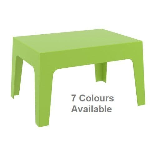 Cubix Coffee Table - Stackable  -  Available in 7 Colours.