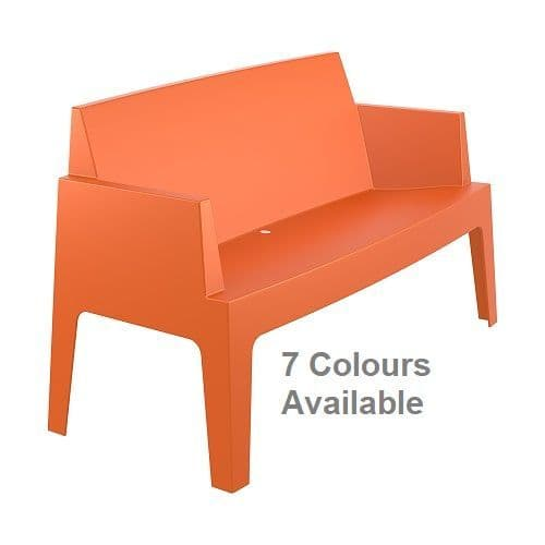 Cubix Sofa - Stackable  -  Available in 7 Colours.