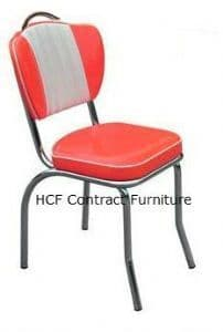 Exclusive Range American Diner Style Chairs