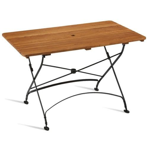 HCF 1200mm Oblong Contract Quality - Folding Table (p)