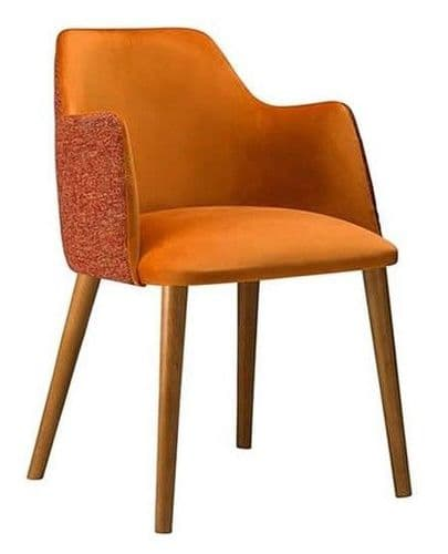 HCF 607 Arm Chair - MADE TO ORDER (O)