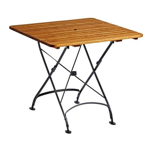 HCF 800mm Square Contract Quality - Folding Table (p)