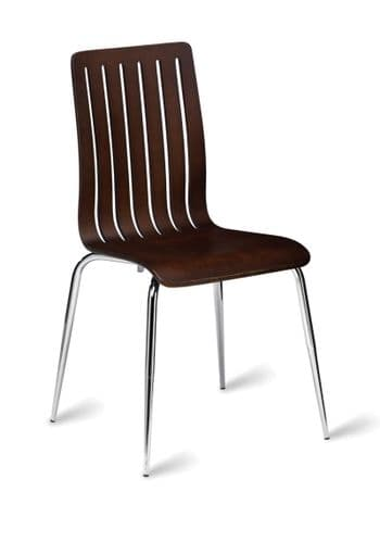 HCF600 Wenge Chair (GL) 3 Colours Available-IN STOCK