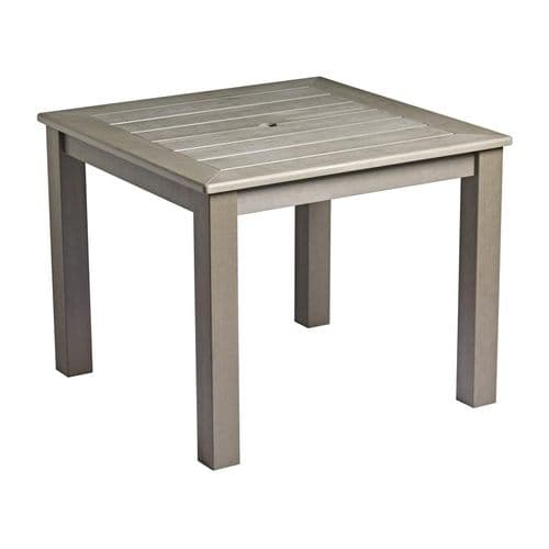 Marigold Grey Wood Effect Table - Contract Quality