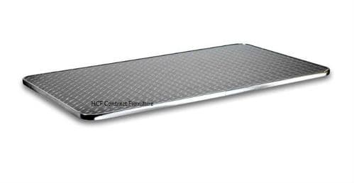 Outdoor Stainless Steel Table Tops (GF)