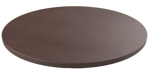 Rhinotop 1000mm dia Round Table Top for use with your own Base. Outdoor or Indoor (1)