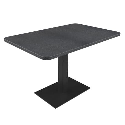 Rhinotop 1200mm x700mm  Complete Table with Base - Outdoor or Indoor use