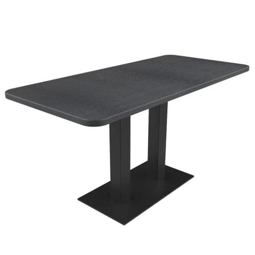 Rhinotop 1500mm x700mm  Complete Table with Base - Outdoor or Indoor use