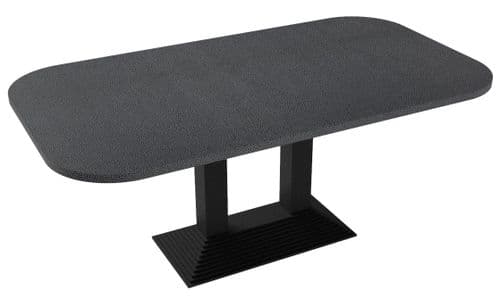 Rhinotop 1800mm x 1000mm  Complete Table with Base - Outdoor or Indoor use