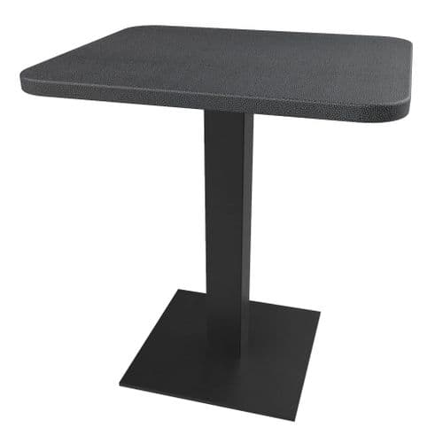 Rhinotop 600mm x 700mm  Complete Table Top with Base. Outdoor or Indoor use.
