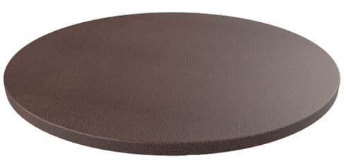Rhinotop 900mm dia Round Table Top for use with your own Base. Outdoor or Indoor (1)