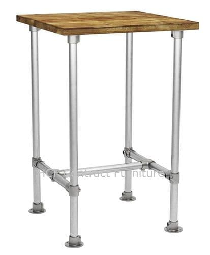 Scaffold Complete 700m x 700mm Sq Poseur Table (P)