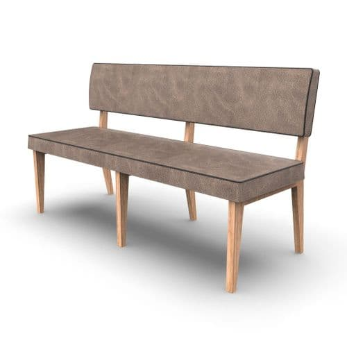 Simplicity Elegant - Straight Booth Seating - 1500mm Wide Unit